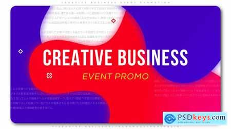 Videohive Creative Business Event Promotion 24473062