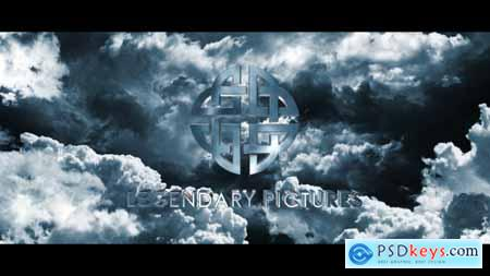 Videohive Dark Clouds Logo 14360426