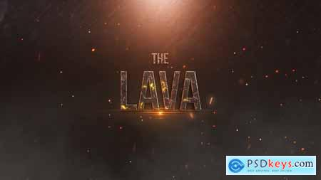 Videohive Lava Trailer Titles 21844216