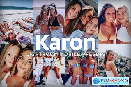 7 Mobile Lightroom Presets Karon 4044219
