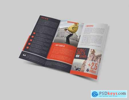 Corporate Trifold Brochure Vol 2