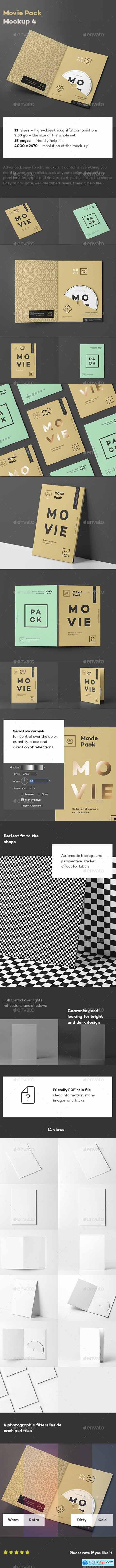 Movie Pack Mock-up 4 24379882