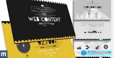 Videohive Infographics Unique Typography 11459742