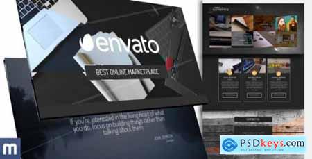 Videohive Corporate Landing Presentation 11459926