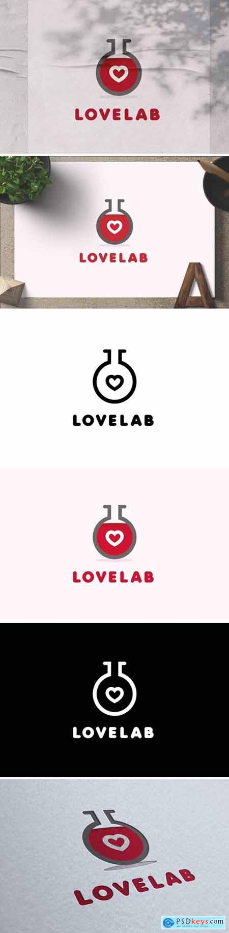 Lovelab — Logo Template