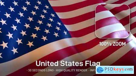 Videohive USA Flag 24534417