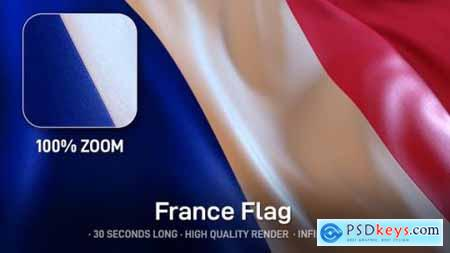 Videohive France Flag 24533728