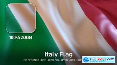 Videohive Italy Flag 24551590