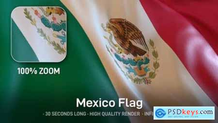 Videohive Mexico Flag 24553666