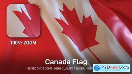 Videohive Canada Flag 24536692