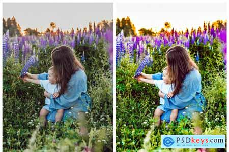 Vibrant Lightroom Presets Mobile 4026024