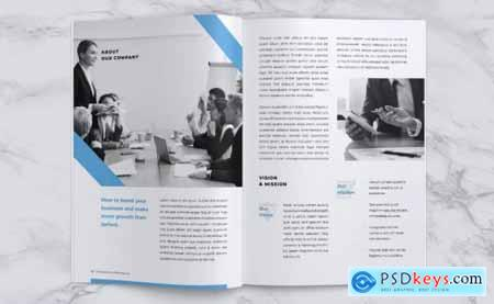 BRAND LOGO Company Profile Brochures