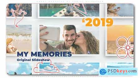 VideoHive Happy Memories My Family Slideshow 24194851
