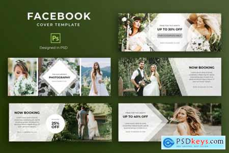 Facebook Cover Template 3