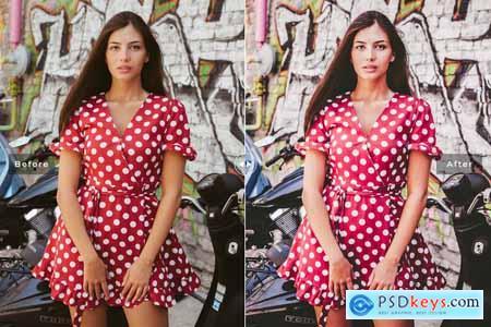 Creativemarket Influencer Lightroom Presets Pack 4085774