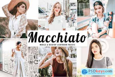 Creativemarket Macchiato Mobile & Desktop Lightroom 4080000