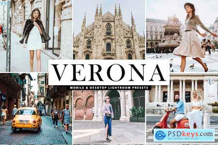 Verona Pro Lightroom Presets 4080145