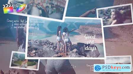 Videohive Good old days 24546123