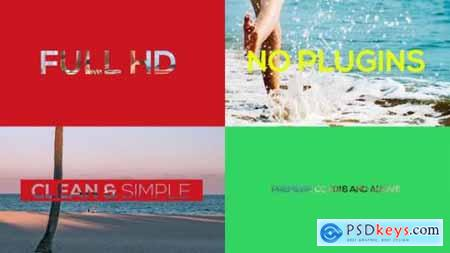 Videohive Fast Colorful Opener 23351589