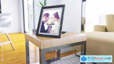 Videohive Modern Home Wedding Photo Gallery 24508996