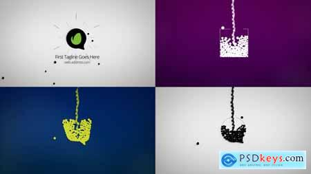 VideoHive Dynamic Minimal Logo Reveals Set 24593057