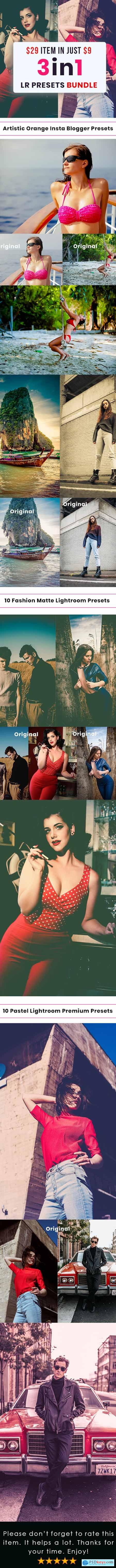 Premium Lightroom Presets Bundle v 01 24421551