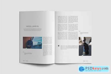A5 Magazine Template 4075498