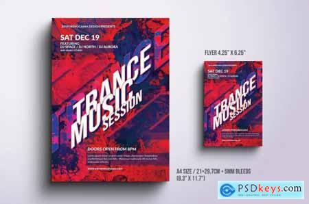 Party Flyers & Poster Bundle v2