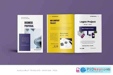 Project Proposal Template 4064441