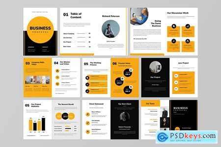 Project Proposal Template 4064450