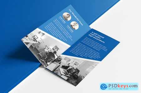 Trifold Brochure 017