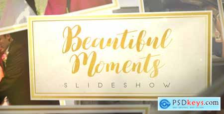 VideoHive Beautiful Moments Slideshow 17599215