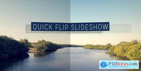 VideoHive Quick Flip Slideshow 10584828