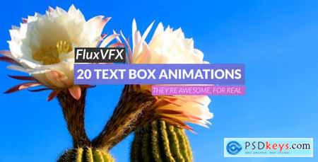 VideoHive 3D Text Box Animation Pack 9435784