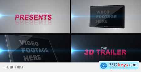 Videohive The 3D Trailer 574033