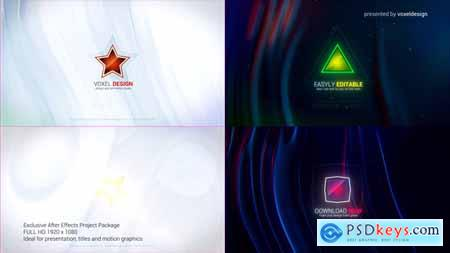 Videohive Silky Premium Logo Reveal 24617116