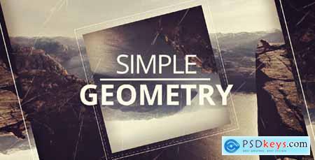 Videohive Simple Geometry Opener 12602365