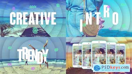 Videohive Creative Intro 24120559