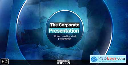VideoHive Favorite Corporate Presentation 15777747
