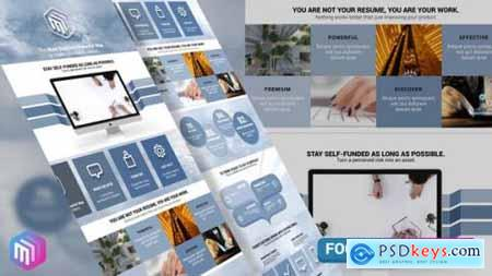 Videohive Creative Multipurpose Corporate Presentation For Your Business or Startup. 21748929