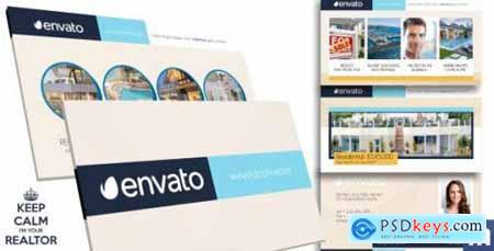 Videohive Realtor Responsive Real Estate Template 8635245