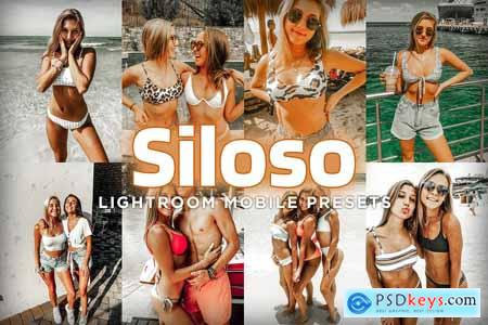 7 Mobile Lightroom Presets Siloso