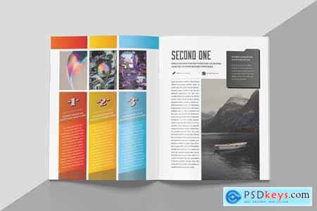 Create Magazine Template