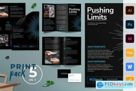 Tech Startup Print Pack 4111616