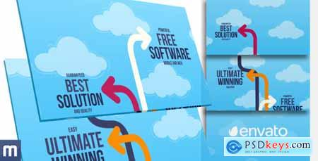 VideoHive Up in The Clouds - Advertise Your Video Ads 9440259