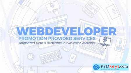 Videohive Web Developer Promo 24644622