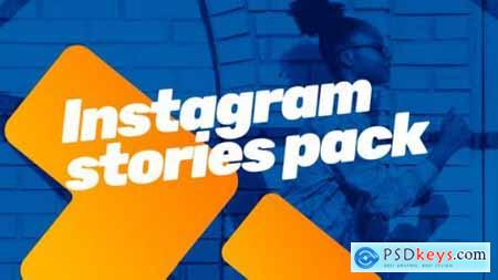 Videohive Instagram bundle Motion Titles library 24642603