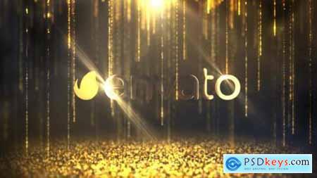 Videohive Logo Reveal Glitter 22668317