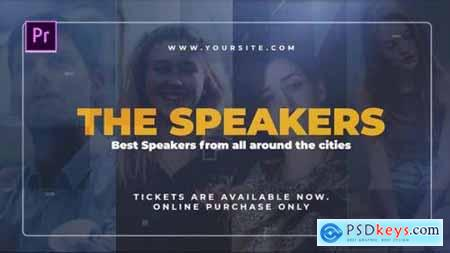 Videohive The Speakers 24597492