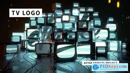 Videohive TV Logo 24643468